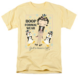 Betty Boop - Dressed to Chill Shirts