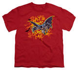 Youth: Batman - Bats Don't Scare Me T-shirts
