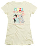 Juniors: Betty Boop - Boop Peanut Butter T-shirts