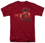 Elvis - Red Comeback T-shirts