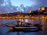 Douro River at Sunset Photographic Print by Simon Greenwood