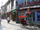 Hutong Area, Dongcheng Photographic Print by Greg Elms