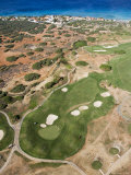 Aerial of Tierra Del Sol Golf Course Photographic Print by Holger Leue