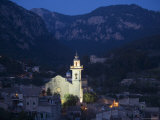 Valldemossa by Night Photographic Print by Holger Leue