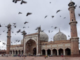 Jama Masjid Photographic Print by Guylain Doyle