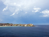 Clouds over Ben Buckler, Bondi Beach Photographic Print by Oliver Strewe