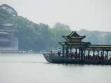 Beihai Lake, Behai Park Photographic Print by Greg Elms