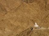 Shanti Stupa Photographic Print by Guylain Doyle