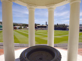 Basin Reserve Cricket Ground Which Houses the National Cricket Museum Photographic Print by Oliver Strewe