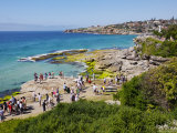 Mckenzies Bay, and the Bondi to Tamarama Walkway Photographic Print by Oliver Strewe