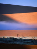 Sand Dune in Dead Valley Photographic Print by Frans Lemmens