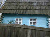 Traditional House in Small Village, Transylvania Photographic Print by Gavin Quirke