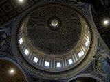 St Peter's Basilica Photographic Print by Paolo Cordelli