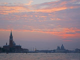 St.Mark's Bay at Sunset Photographic Print by Roberto Gerometta