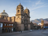 Quiet Morning Streets in Cusco Photographic Print by Ralph Lee Hopkins