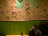 Grafitti Bar, Transylvania Photographic Print by Gavin Quirke