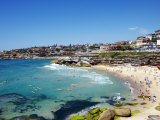 Tamarama Beach Photographic Print by Oliver Strewe