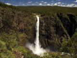 Wallaman Falls, Near Ingham Photographic Print by Simon Foale