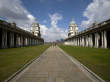 Royal Naval College Photographic Print by Neil Setchfield