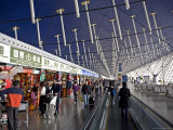 Shanghai Pudong International Airport Photographic Print by Richard I'Anson