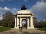 Wellington Arch Photographic Print by Neil Setchfield