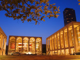 Lincoln Center, Upper West Side, Manhattan Photographic Print by Richard Cummins
