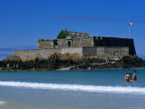 17th Century Fort National Was Once Used as a Prison Photographic Print by Rocco Fasano