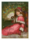 Christmas Edition of the Illustrated London News, 1888 Giclee Print