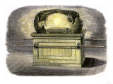 Ark of the Covenant and Mercy Seat of the Israelites Giclee Print