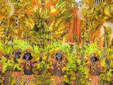 Carnaval Parade Photographic Print by Ricardo Gomes