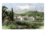 Villa of Pliny the Younger, Ancient Rome, c.100 Ad Giclee Print