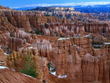 Amphitheatre of Bryce Canyon National Park at Bryce Canyon Photographic Print by Rob Blakers