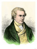Physicist Benjamin Thompson, Count Von Rumford, Giclee Print