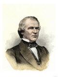 President Andrew Johnson Giclee Print
