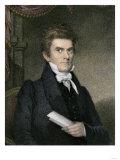 John C. Calhoun, US Vice President, Giclee Print