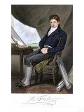 Robert Fulton, Giclee Print
