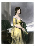 Dolley Madison, Wife of President James Madison Giclee Print