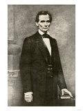 President Abraham Lincoln Giclee Print