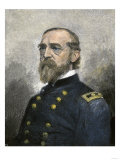 Major General George Gordon Meade, Union Commander at the Battle of Gettysburg, Us Civil War Giclee Print