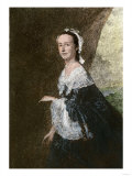 Mercy Otis Warren, Photographic Print