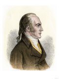 Aaron Burr Giclee Print