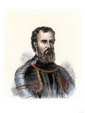 Giovanni Da Verrazano, Giclee Print