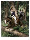 Francis Marion, the Swamp Fox Giclee Print