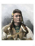 Chief Joseph of the Nez Perce Giclee Print