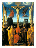 Crucifixion Giclee Print by Bartolommeo Suardi Bramantino