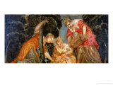 Moses Saved from the Waters Giclee Print by Jacopo Robusti Tintoretto