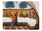 Last Supper Giclee Print by Cosimo Rosselli