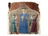 Madonna Del Parto Giclee Print by  Piero della Francesca