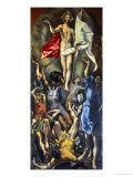 Resurrection Giclee Print by  El Greco