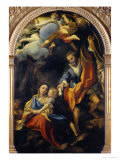 Sinopia of the Cathedral Giclee Print by  Correggio